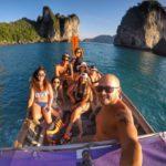 Nui Bay, Koh Phi Phi, Tailandia
