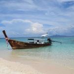Bamboo island alrededor de Koh Phi Phi