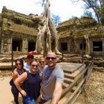 Ta Prohm, Siem Reap, Camboya