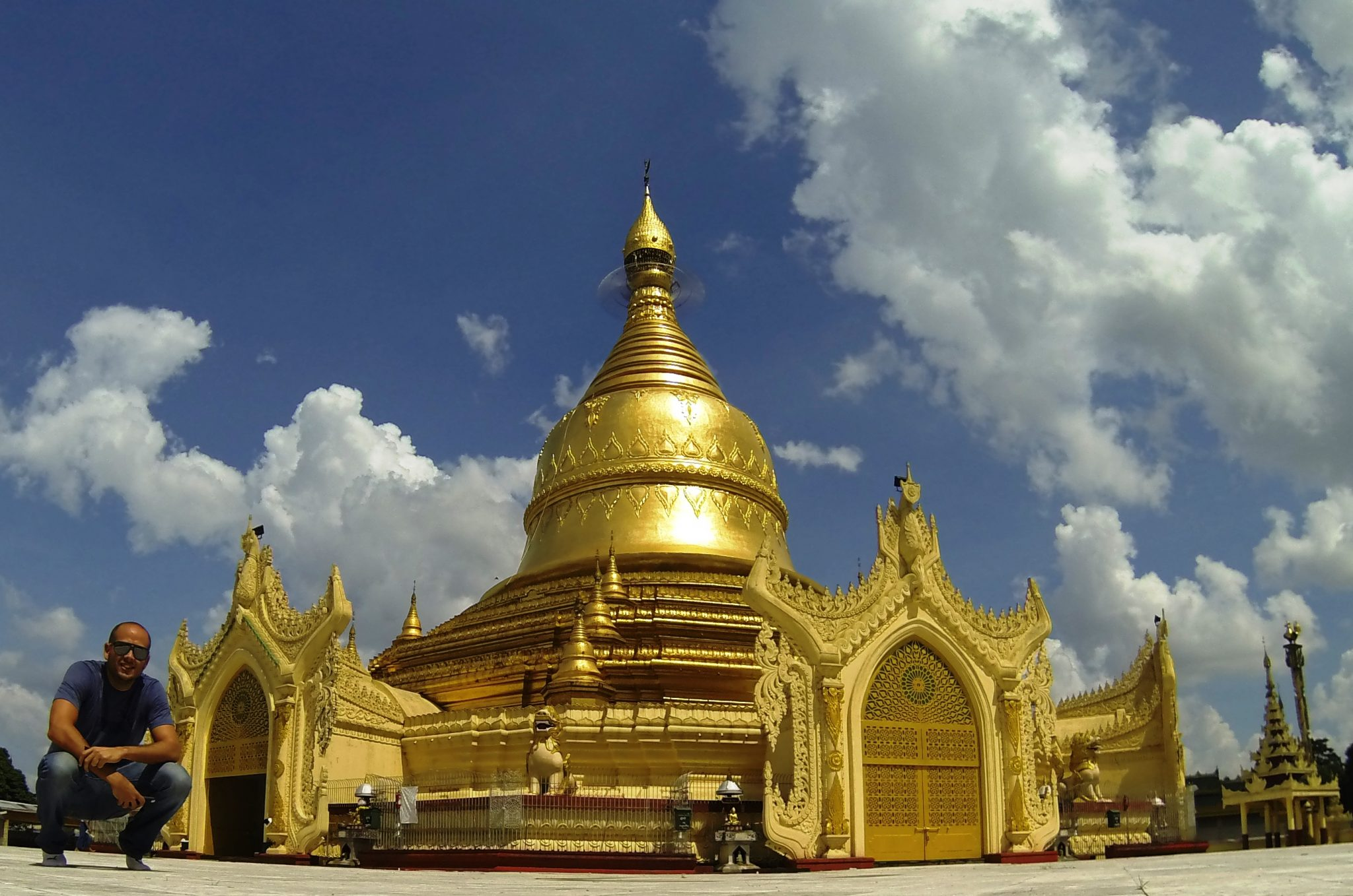 Pagoda Maha Wizaya