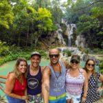 Kuangsi Falls, Laos