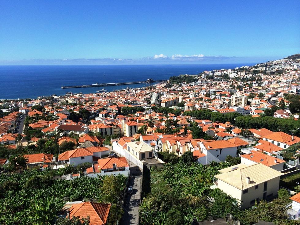 Funchal y su Vista