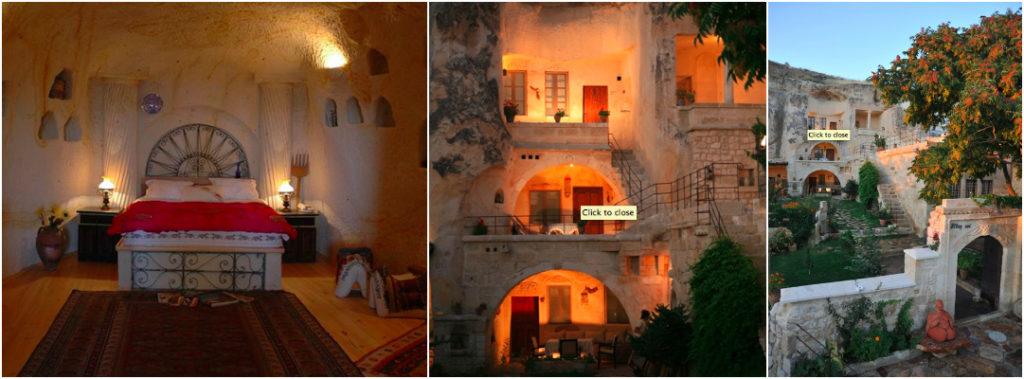 Hotel Cueva, Cappadocia, Turquia