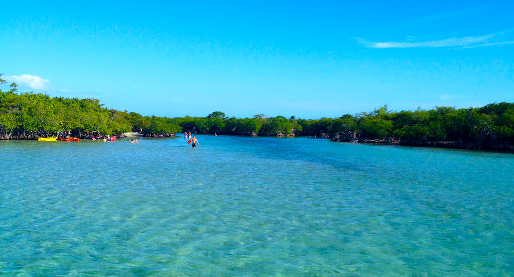 Isla de Gilligans en Guanica