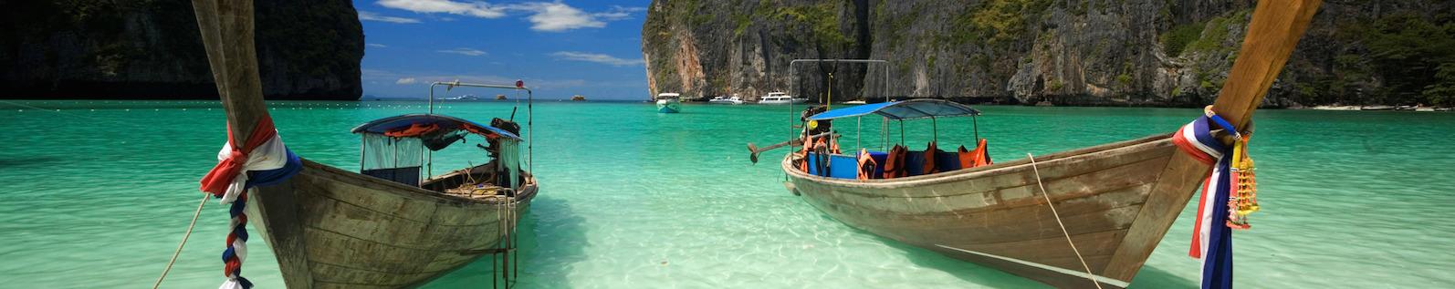 Guía de Tailandia
