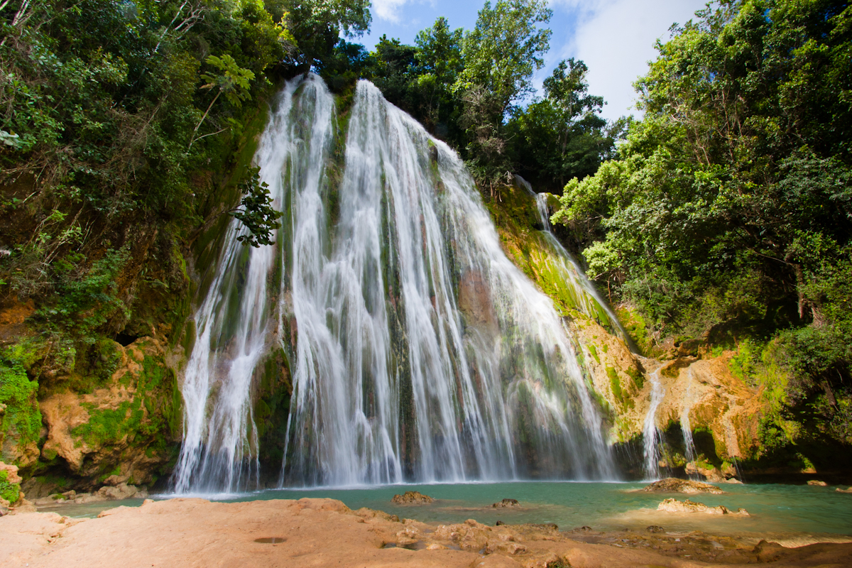 Cascada Limón, Samana