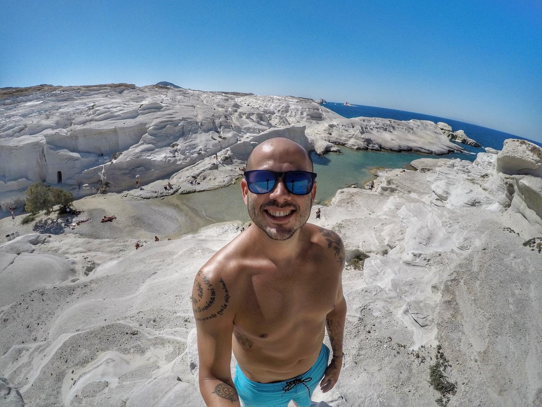Playa Sarakiniko