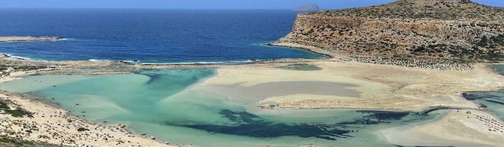 Balos Beach, Creta